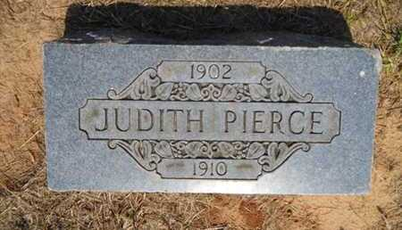 PIERCE, JUDITH - Drew County, Arkansas | JUDITH PIERCE - Arkansas Gravestone Photos