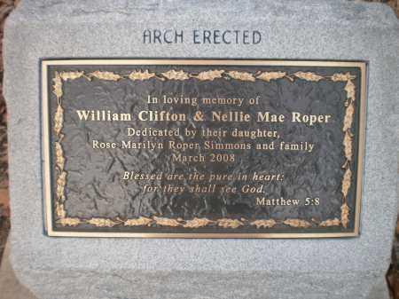 *MEMORIAL,  - Drew County, Arkansas |  *MEMORIAL - Arkansas Gravestone Photos