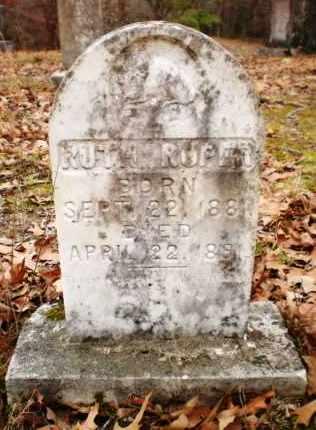 ROPER, RUTH - Drew County, Arkansas   RUTH ROPER - Arkansas Gravestone Photos