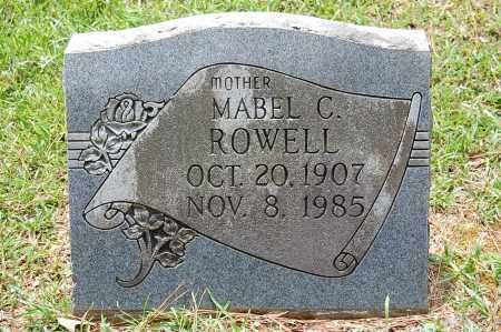 ROWELL, MABEL - Drew County, Arkansas | MABEL ROWELL - Arkansas Gravestone Photos