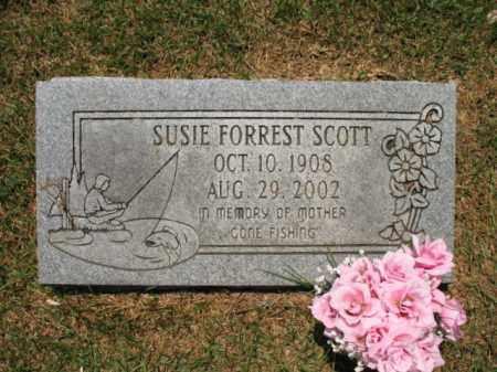 SCOTT, SUSIE - Drew County, Arkansas   SUSIE SCOTT - Arkansas Gravestone Photos