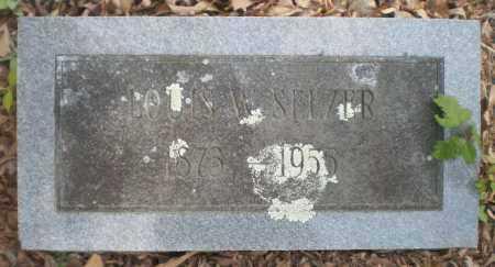 SELZER, LOUIS W - Drew County, Arkansas   LOUIS W SELZER - Arkansas Gravestone Photos