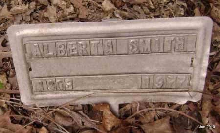 SMITH, ALBERTA - Drew County, Arkansas   ALBERTA SMITH - Arkansas Gravestone Photos