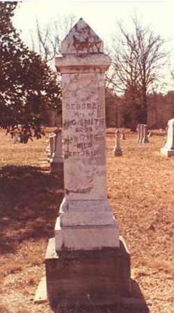 JONES SMITH, DEBORAH - Drew County, Arkansas | DEBORAH JONES SMITH - Arkansas Gravestone Photos
