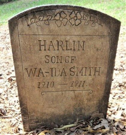 SMITH, HARLIN - Drew County, Arkansas   HARLIN SMITH - Arkansas Gravestone Photos
