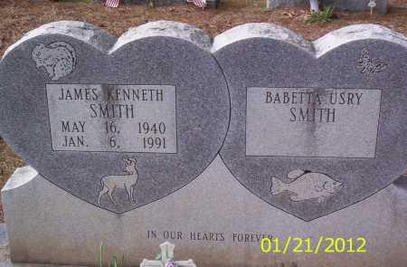 SMITH, JAMES KENNETH - Drew County, Arkansas | JAMES KENNETH SMITH - Arkansas Gravestone Photos