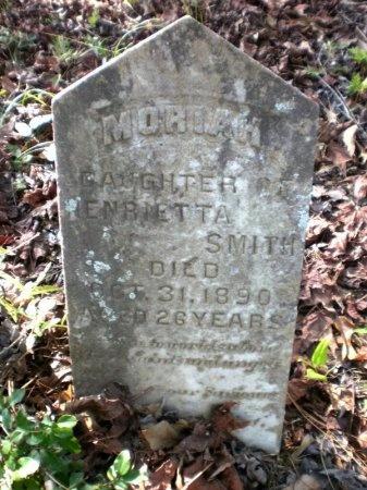 SMITH, MORIAH - Drew County, Arkansas   MORIAH SMITH - Arkansas Gravestone Photos