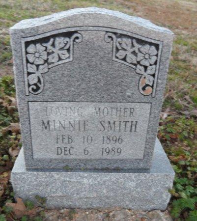SMITH, MINNIE - Drew County, Arkansas   MINNIE SMITH - Arkansas Gravestone Photos