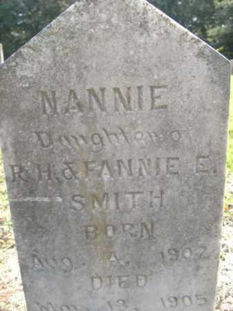 SMITH, NANNIE - Drew County, Arkansas   NANNIE SMITH - Arkansas Gravestone Photos