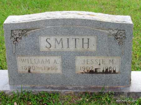 SMITH, WILLIAM A - Drew County, Arkansas   WILLIAM A SMITH - Arkansas Gravestone Photos