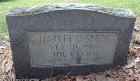SPEER, HARVEY D - Drew County, Arkansas   HARVEY D SPEER - Arkansas Gravestone Photos