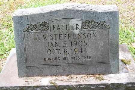 STEPHENSON, JOHN VERNON - Drew County, Arkansas | JOHN VERNON STEPHENSON - Arkansas Gravestone Photos