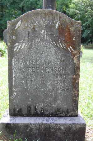 STEPHENSON, WILLIAM M - Drew County, Arkansas | WILLIAM M STEPHENSON - Arkansas Gravestone Photos