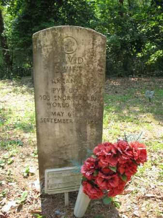 SWIFT (VETERAN WWI), DAVID - Drew County, Arkansas | DAVID SWIFT (VETERAN WWI) - Arkansas Gravestone Photos