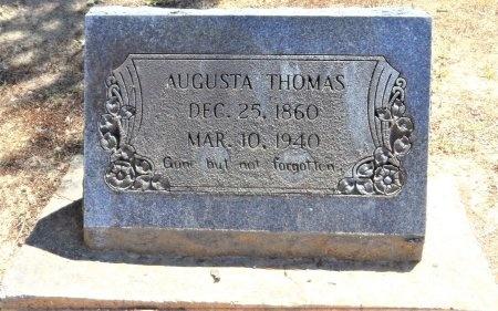 THOMAS, AUGUSTA - Drew County, Arkansas   AUGUSTA THOMAS - Arkansas Gravestone Photos