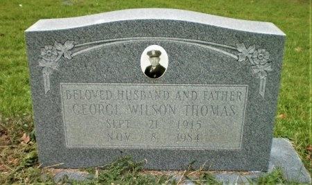 THOMAS, GEORGE WILSON - Drew County, Arkansas   GEORGE WILSON THOMAS - Arkansas Gravestone Photos