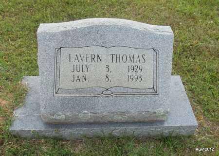 THOMAS, LAVERN - Drew County, Arkansas   LAVERN THOMAS - Arkansas Gravestone Photos