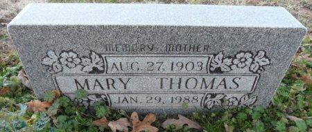 THOMAS, MARY - Drew County, Arkansas   MARY THOMAS - Arkansas Gravestone Photos