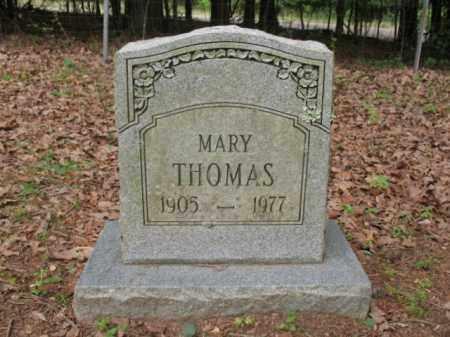 THOMAS, MARY - Drew County, Arkansas | MARY THOMAS - Arkansas Gravestone Photos