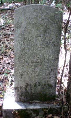 THOMAS, NANCY - Drew County, Arkansas   NANCY THOMAS - Arkansas Gravestone Photos