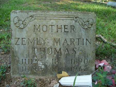 THOMAS, ZEMLY - Drew County, Arkansas | ZEMLY THOMAS - Arkansas Gravestone Photos