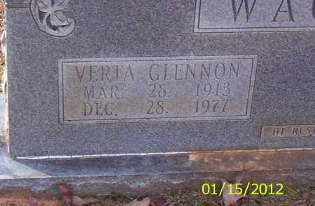 WAGES, VERTA - Drew County, Arkansas | VERTA WAGES - Arkansas Gravestone Photos