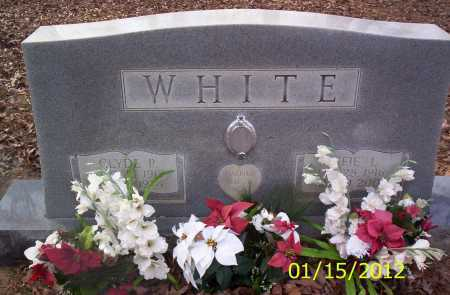 WHITE, CLYDE P - Drew County, Arkansas | CLYDE P WHITE - Arkansas Gravestone Photos