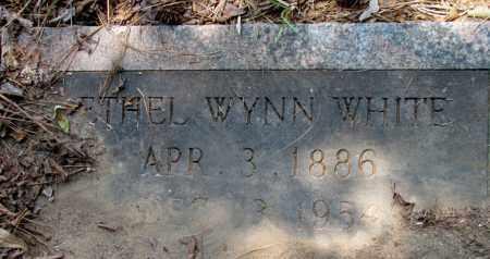 WHITE, ETHEL - Drew County, Arkansas | ETHEL WHITE - Arkansas Gravestone Photos