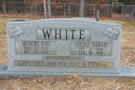 WHITE, LUCILE - Drew County, Arkansas | LUCILE WHITE - Arkansas Gravestone Photos