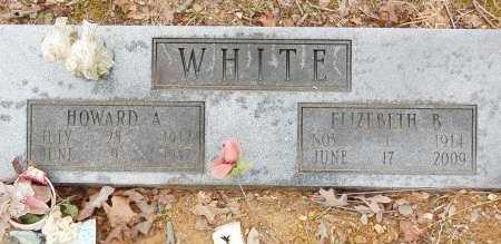 WHITE, HOWARD - Drew County, Arkansas | HOWARD WHITE - Arkansas Gravestone Photos