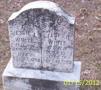 WHITE, JESSIE L - Drew County, Arkansas | JESSIE L WHITE - Arkansas Gravestone Photos
