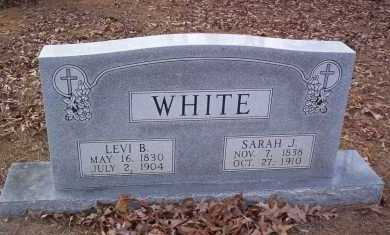 WHITE, SARAH JANE - Drew County, Arkansas | SARAH JANE WHITE - Arkansas Gravestone Photos