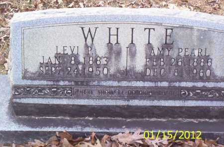 WHITE, AMY PEARL - Drew County, Arkansas | AMY PEARL WHITE - Arkansas Gravestone Photos