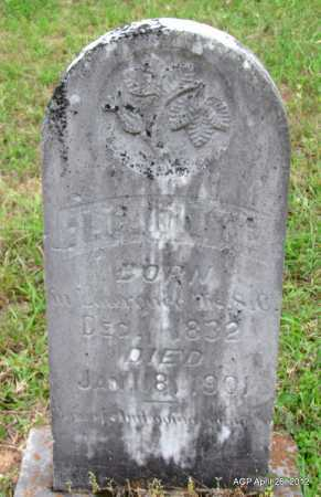 WHITE, N C - Drew County, Arkansas | N C WHITE - Arkansas Gravestone Photos