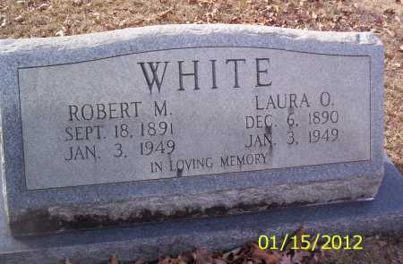WHITE, LAURA MAY - Drew County, Arkansas | LAURA MAY WHITE - Arkansas Gravestone Photos