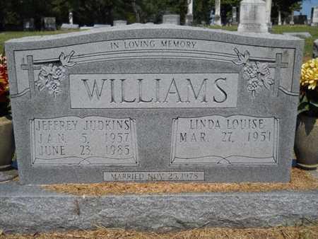 WILLIAMS, JEFFREY JUDKINS - Drew County, Arkansas   JEFFREY JUDKINS WILLIAMS - Arkansas Gravestone Photos