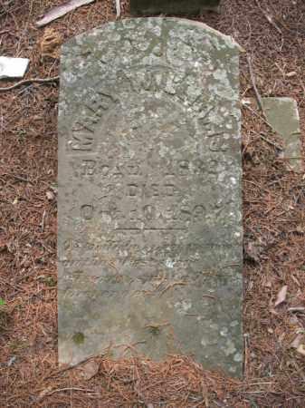 WILLIAMS, MARY - Drew County, Arkansas | MARY WILLIAMS - Arkansas Gravestone Photos