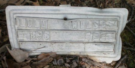 WILSON, LULA - Drew County, Arkansas | LULA WILSON - Arkansas Gravestone Photos