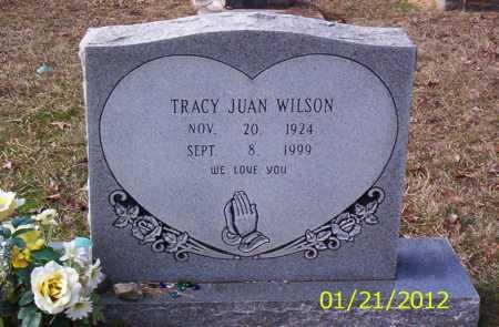 WILSON, TRACY JUAN - Drew County, Arkansas | TRACY JUAN WILSON - Arkansas Gravestone Photos