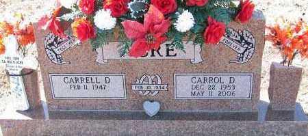 ACRE, CARROL D. - Faulkner County, Arkansas   CARROL D. ACRE - Arkansas Gravestone Photos