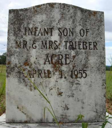 ACRE, INFANT SON - Faulkner County, Arkansas | INFANT SON ACRE - Arkansas Gravestone Photos