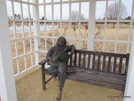 *BRONZE STATUE 3,  - Faulkner County, Arkansas |  *BRONZE STATUE 3 - Arkansas Gravestone Photos