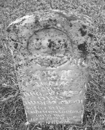 HARDIN, INFANT DAUGHTER - Faulkner County, Arkansas   INFANT DAUGHTER HARDIN - Arkansas Gravestone Photos