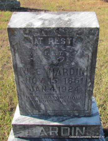"HARDIN, JONATHON E. ""CROCKETT"" - Faulkner County, Arkansas   JONATHON E. ""CROCKETT"" HARDIN - Arkansas Gravestone Photos"
