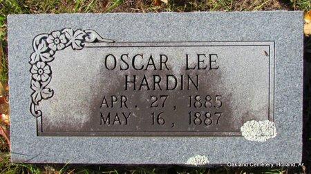 HARDIN, OSCAR LEE - Faulkner County, Arkansas   OSCAR LEE HARDIN - Arkansas Gravestone Photos