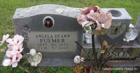 HUDSON, ANGELA DEANN (CLOSE UP) - Faulkner County, Arkansas | ANGELA DEANN (CLOSE UP) HUDSON - Arkansas Gravestone Photos