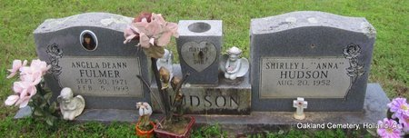 HUDSON, ANGELA DEANN (DAUGHTER) - Faulkner County, Arkansas | ANGELA DEANN (DAUGHTER) HUDSON - Arkansas Gravestone Photos