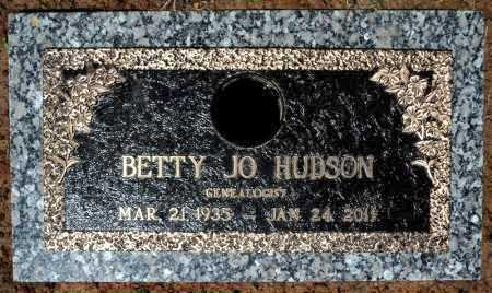 HUDSON, BETTY JO - Faulkner County, Arkansas | BETTY JO HUDSON - Arkansas Gravestone Photos