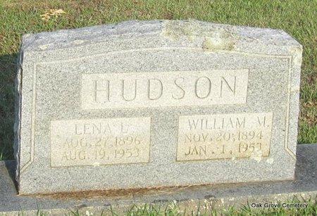 HUDSON, WILLIAM M - Faulkner County, Arkansas | WILLIAM M HUDSON - Arkansas Gravestone Photos
