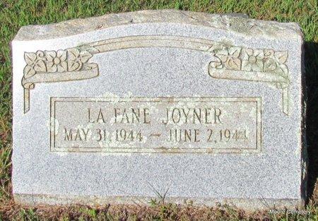 JOYNER, LA FANE - Faulkner County, Arkansas | LA FANE JOYNER - Arkansas Gravestone Photos